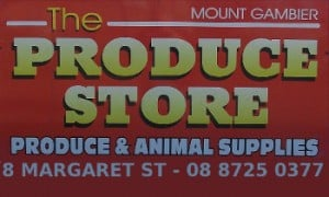 The Produce Store