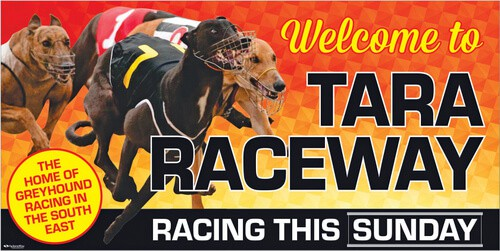 7662 - MG Greyhounds - Welcome Sign - Design
