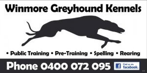 winmore greyhound kennels